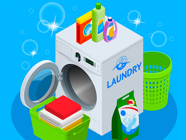 Clothing and Laundry expenses